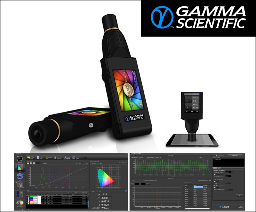 GS-1160/Handheld Spectroradiometer