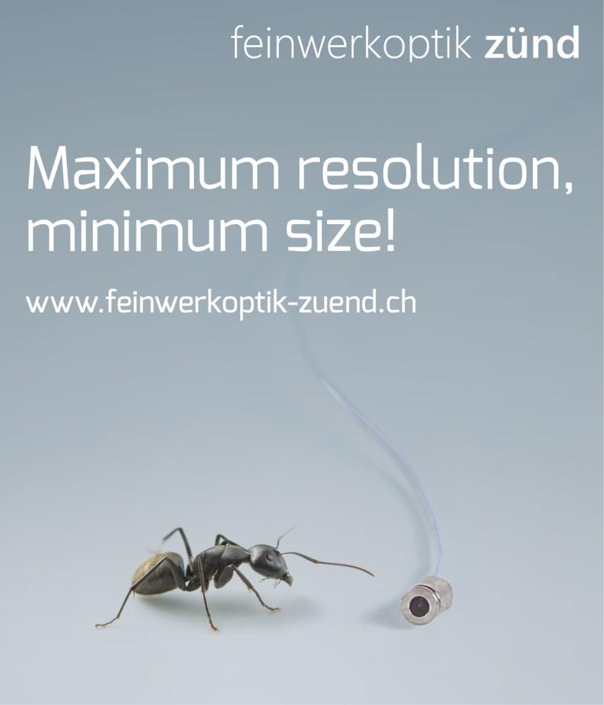 FWOZ Miniaturized Camera