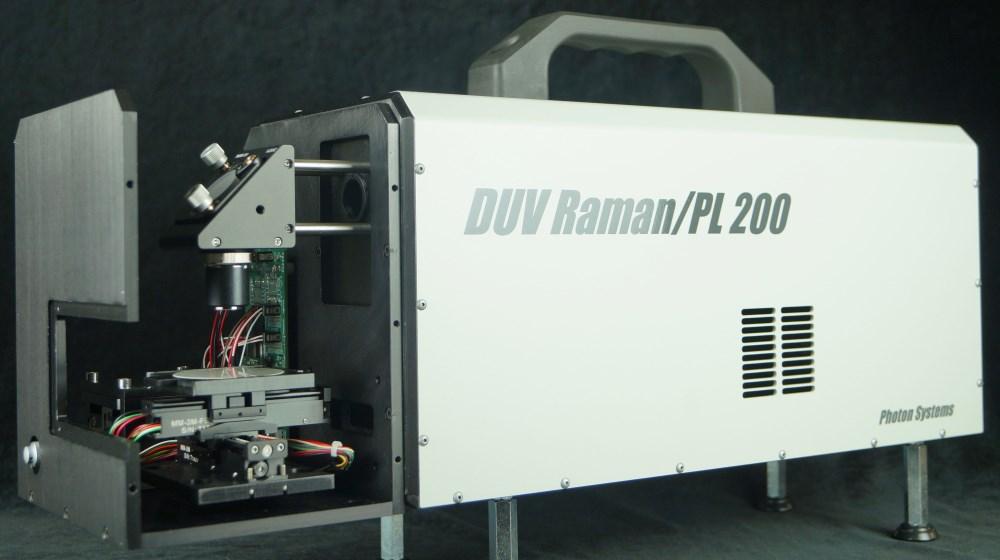 DUV Raman/PL 200