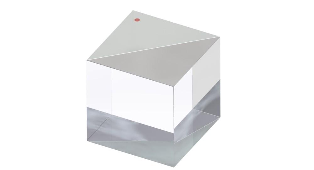 Polarization Beamsplitter Cube