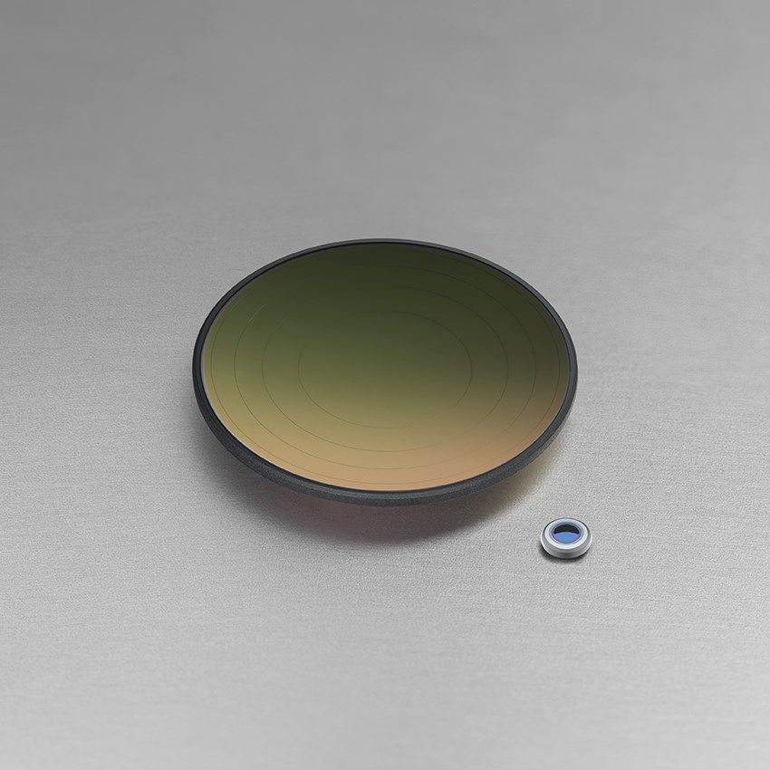 Precision Molded Glass Optics for Infrared