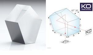 Deviating Penta Prisms