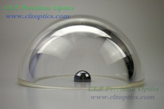 Optical Domes for Submersible ROVs
