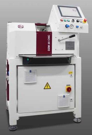 DZM 20 CNC Micro Centering Machine