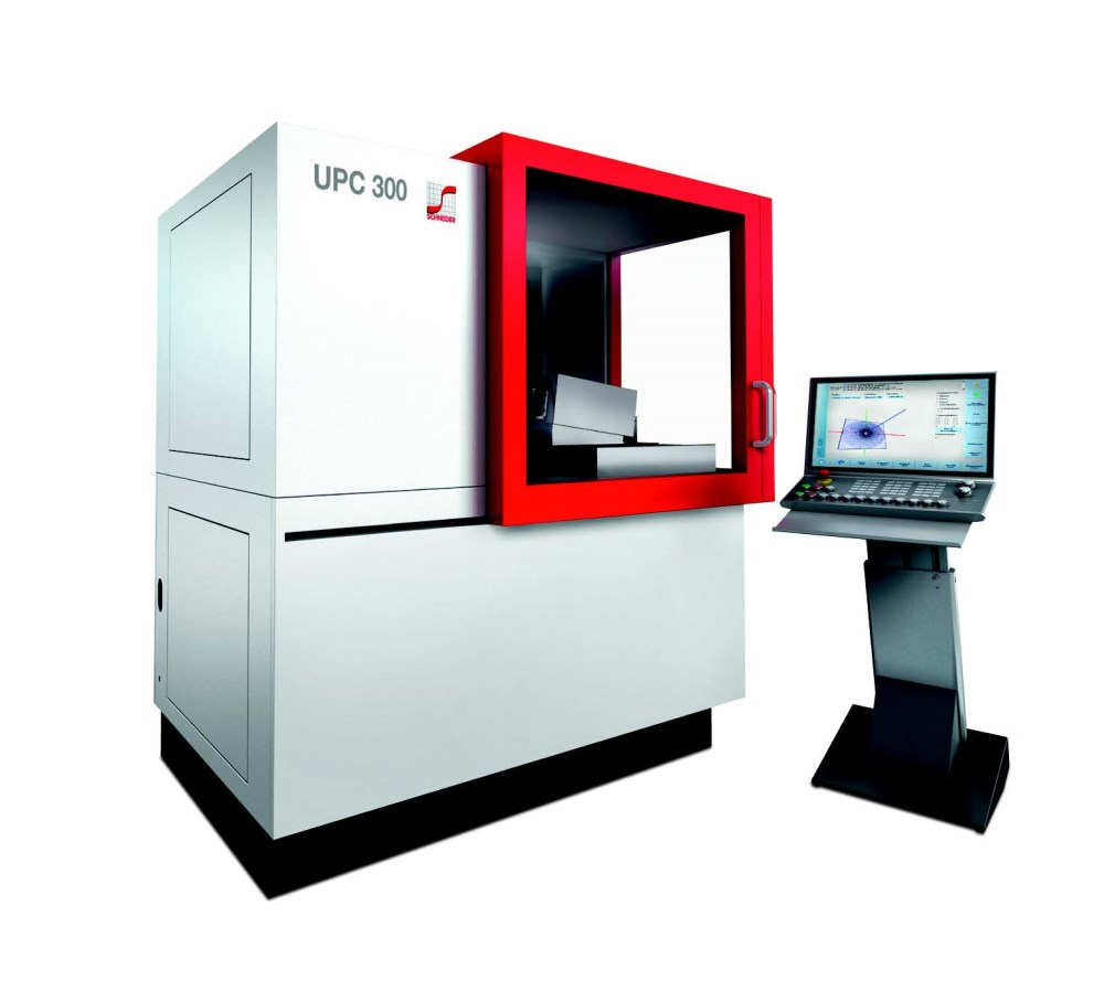 UPC 300 Ultra Precision Freeform Machine