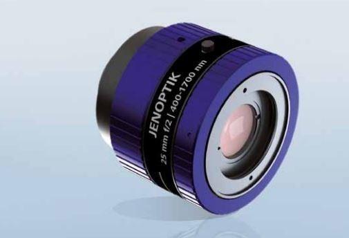 25 mm f/2 400-1700 nm