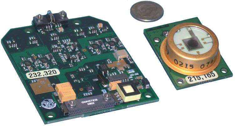 Model 742DP Laser Spot Tracker