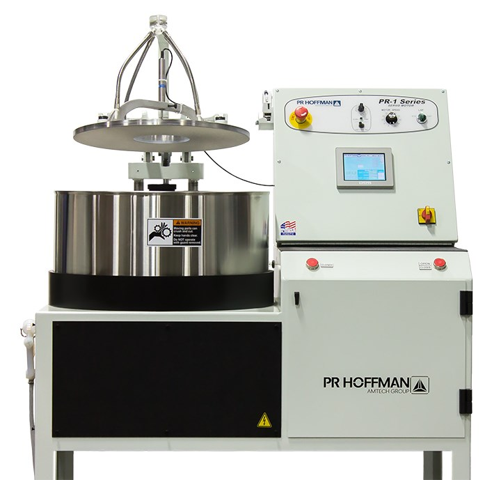 PR-1 Polishing Machine
