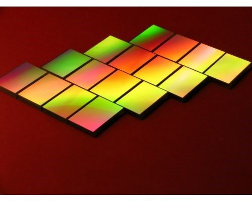 Custom Holographic Diffraction Gratings