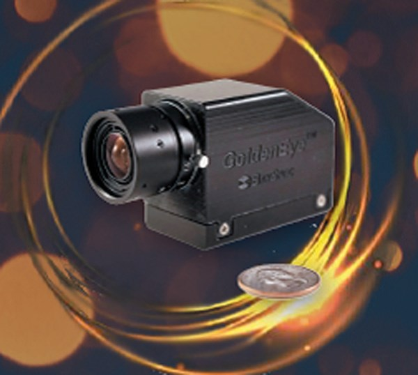 GoldenEye Snapshot Hyperspectral Imager