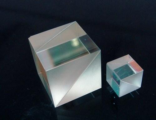 Non-polarization Cube Beamsplitter