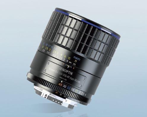 UV-VIS-IR 60 mm 1:4 APO Macro
