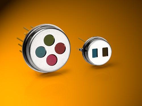 DLaTGS Pyroelectric Detectors