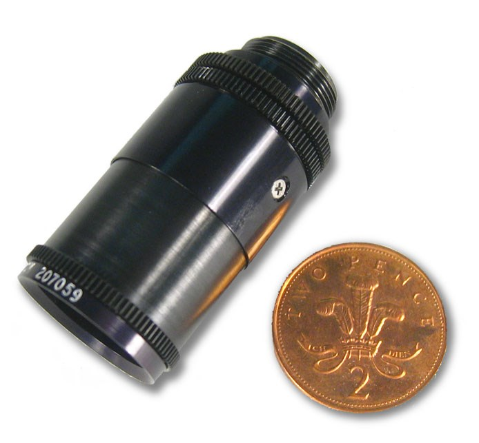 6-18 mm f/2.8 Miniature Zoom Lens