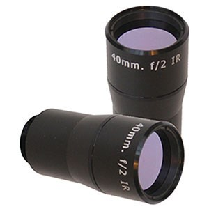 40mm f/2 Infrared Objective Lens