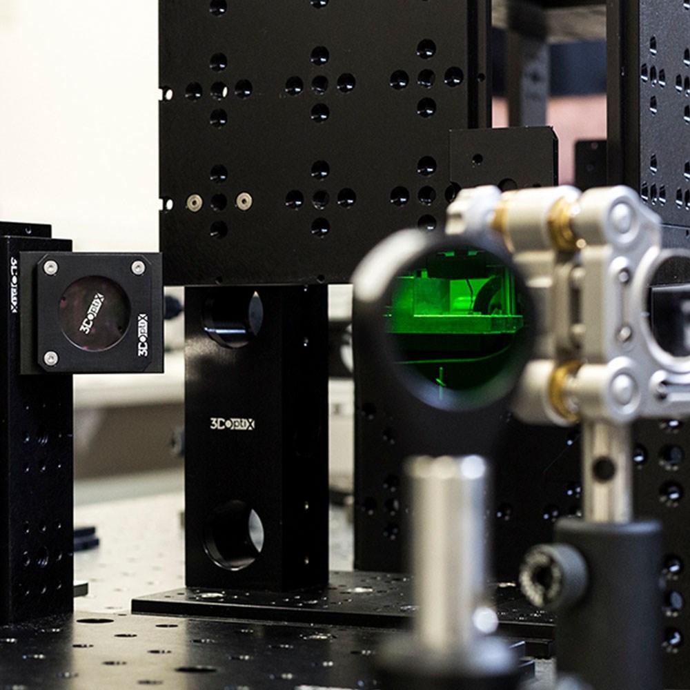 3DOptix Synchronized Optomechanics