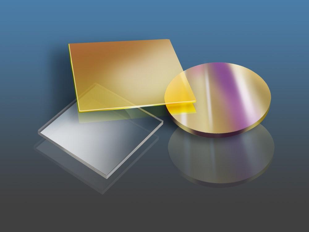 Finished Infrared Optics