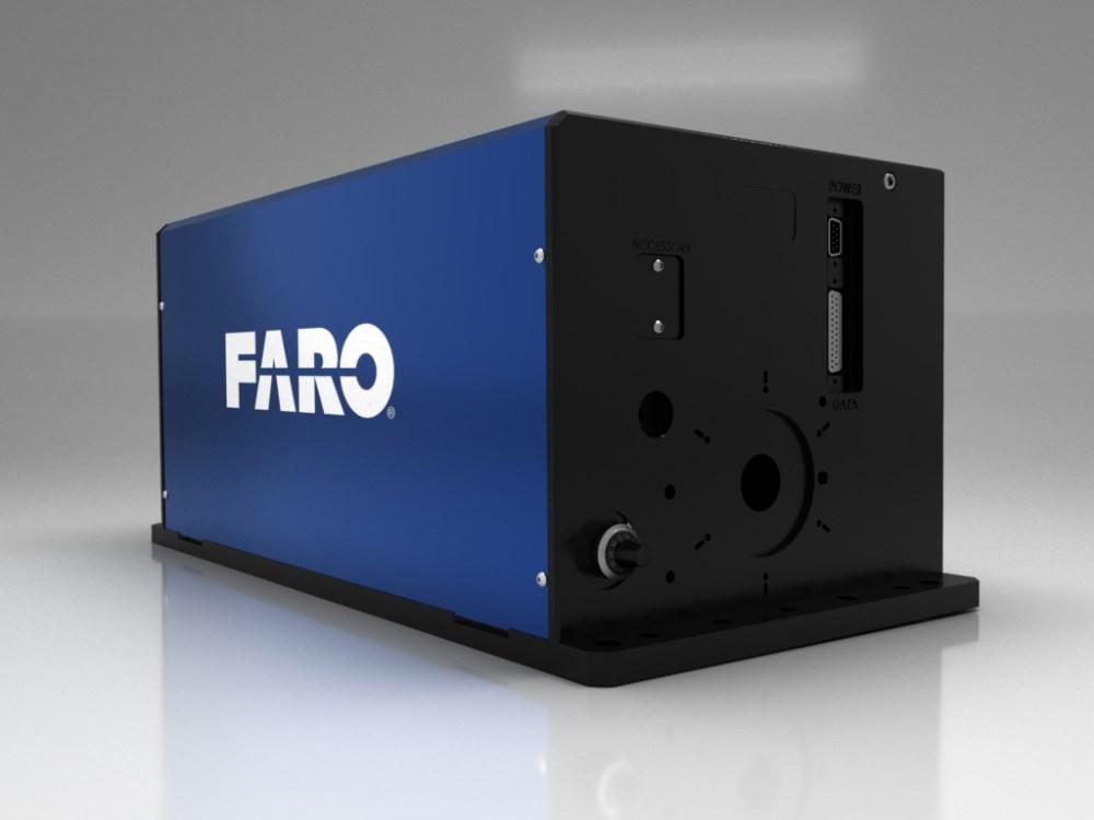 FARO 3D-XB