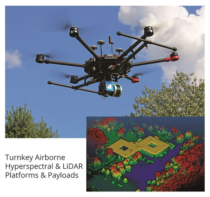 Airborne LiDAR and LidarTools Software