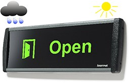 Weatherproof Ultra LED Sign