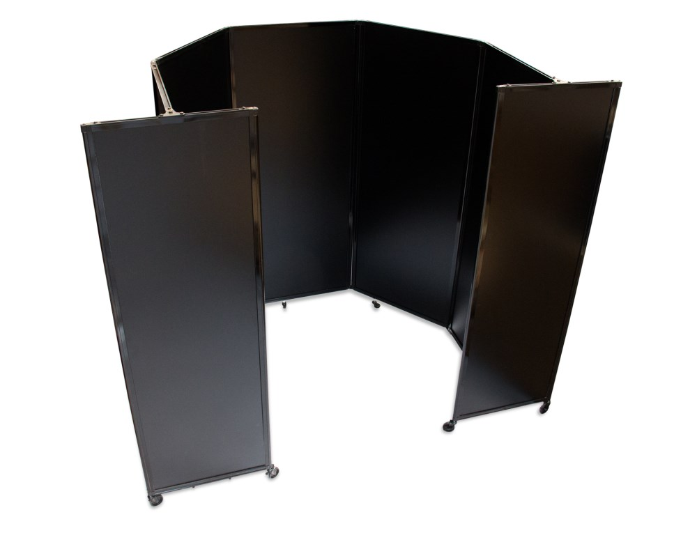 Foldable Barrier