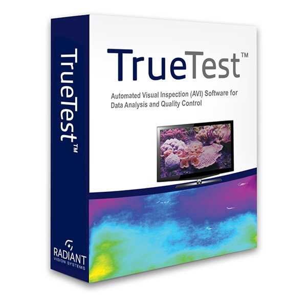 TrueTest Automated Visual Inspection Software