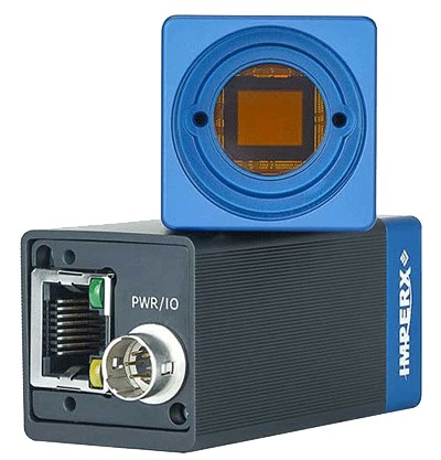 3 MP PoE C2000 Cheetah CMOS Camera