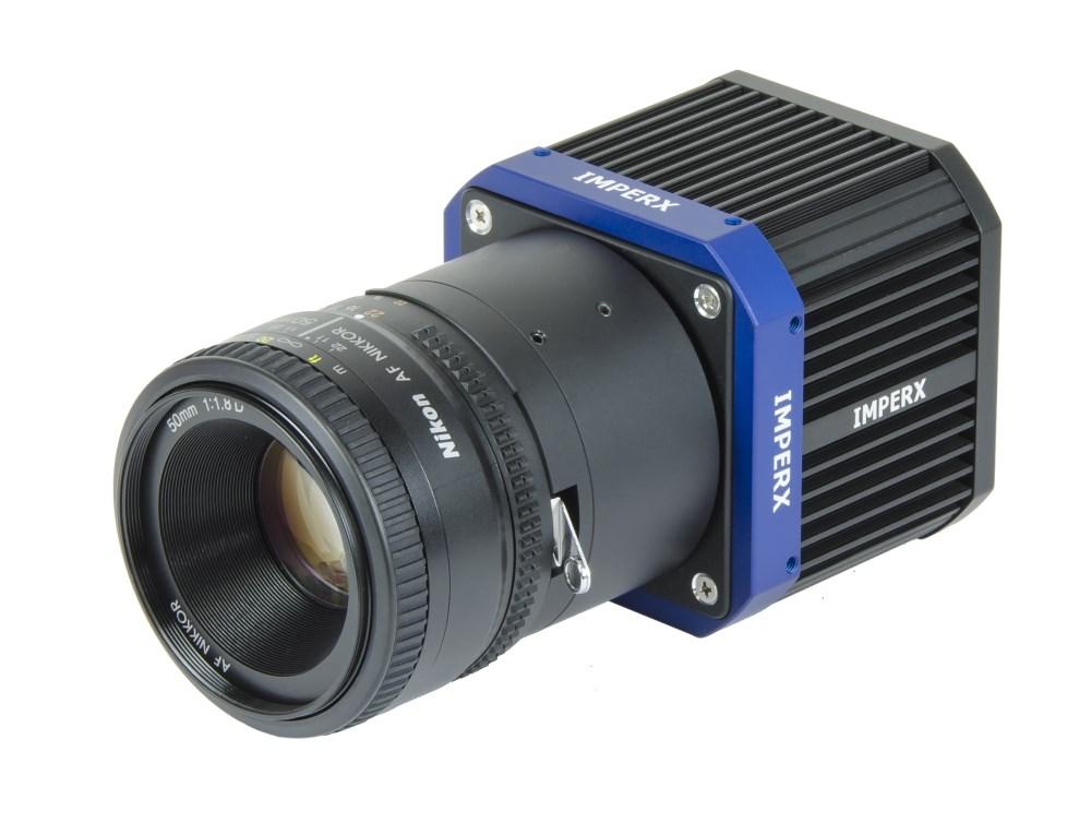 T2040 4MP CCD Tiger Camera