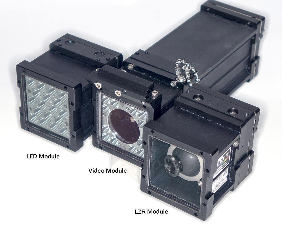 Enclosures for Cameras, Lasers, and LED Lighting