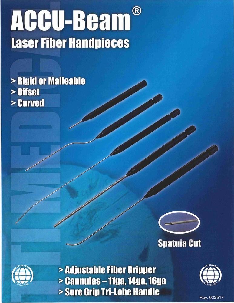 Laser Fiber Handpieces