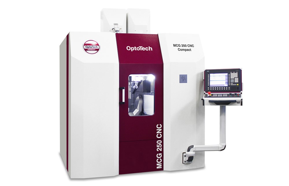 MCG 250 CNC Compact