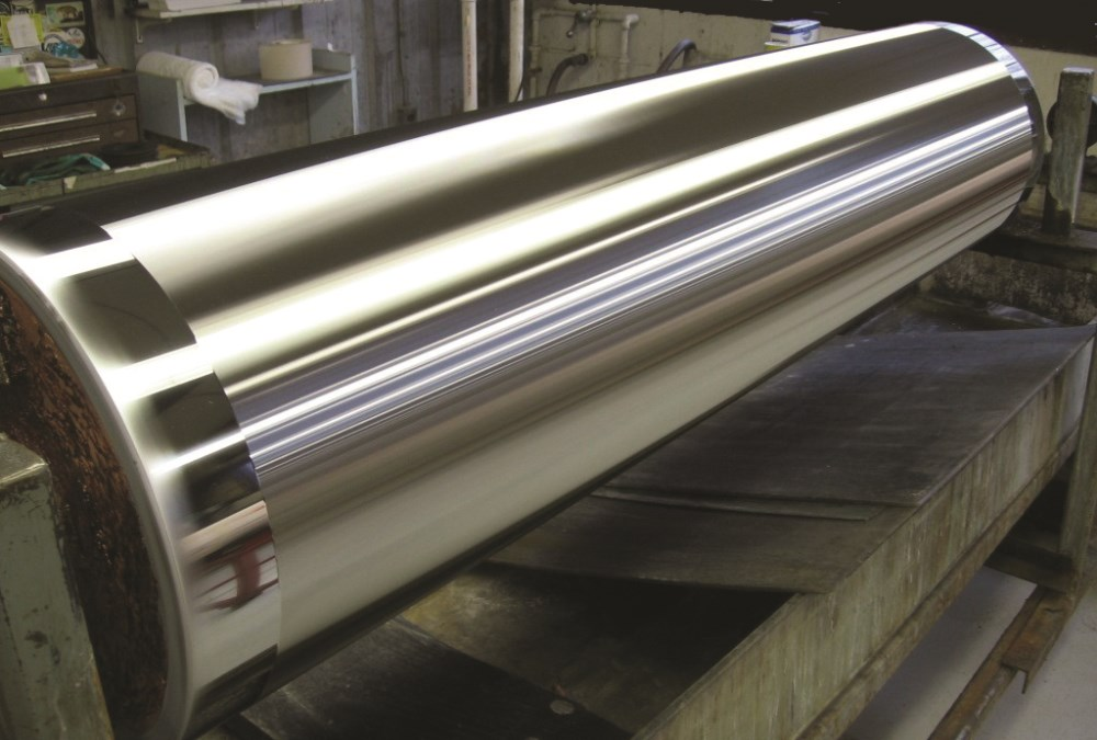Copper, Chrome, Nickel Platings of Large Rolls