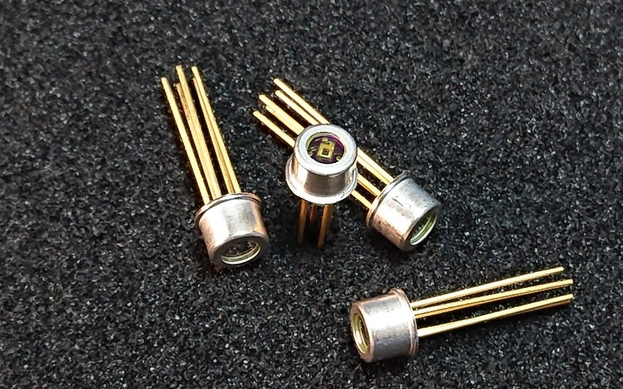 InGaAs Avalanche Photodiode