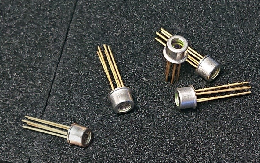 InGaAs PIN Photodiode