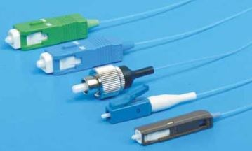 PM Fiber Patchcords & Connectors