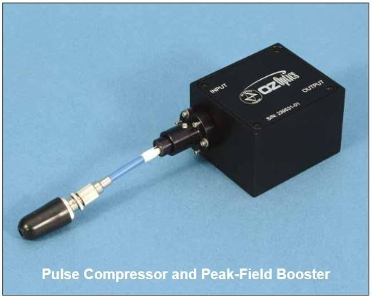 Pulse Compressor And Peak-Field Booster