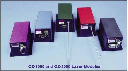 Fiber Pigtailed Ultra Stable Laser Module