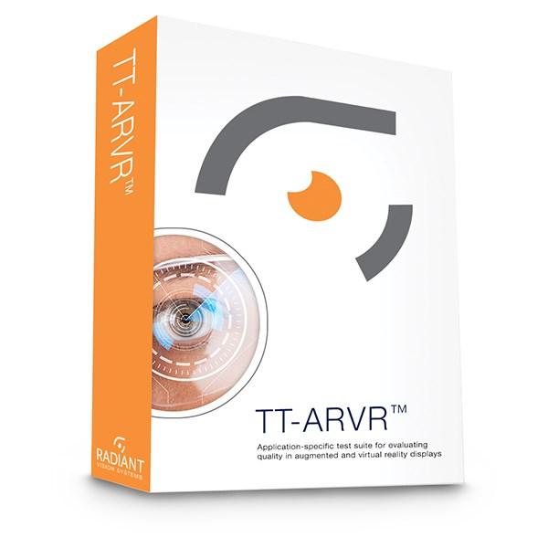 TT-ARVR™ Display Test Software