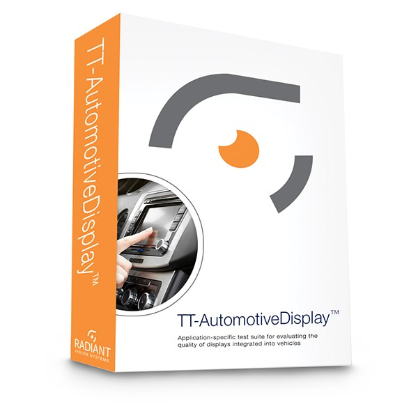TT-AutomotiveDisplay™ Software