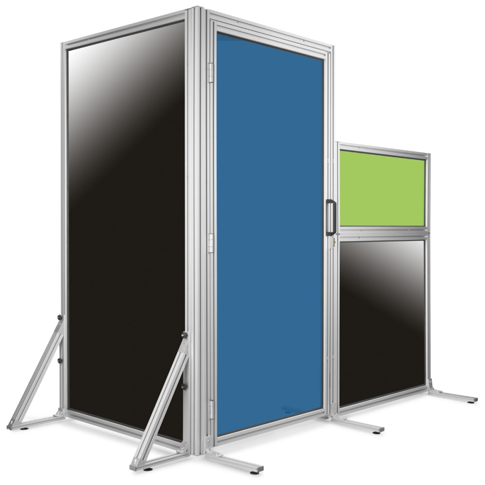 Custom Modular Barrier Systems