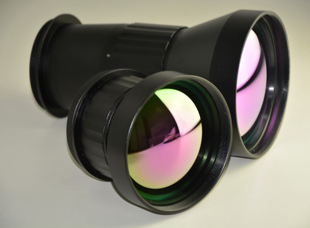 Lens Modules for Thermal Imaging