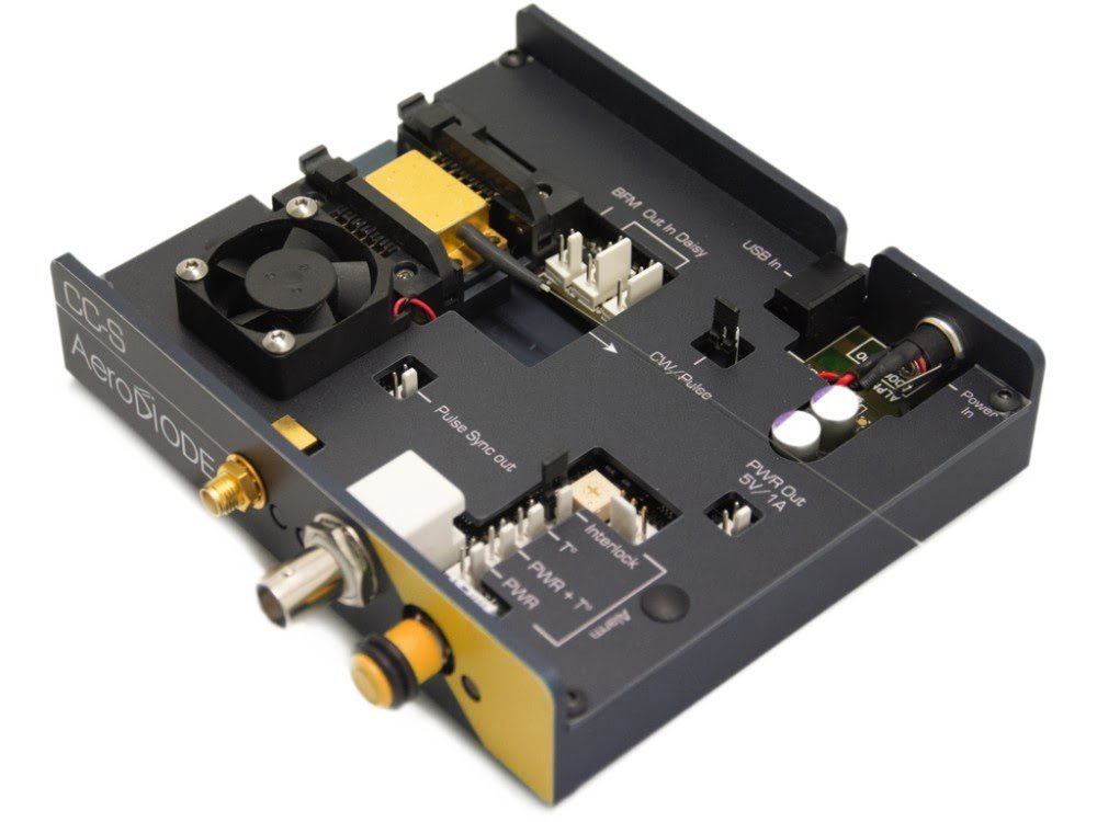 Pulsed Laser Diode Driver