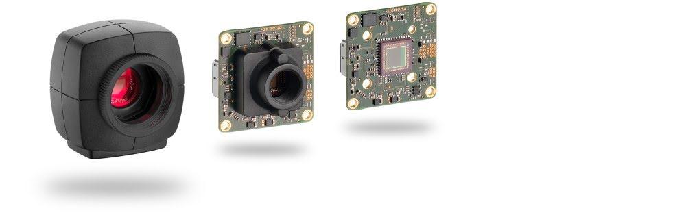 uEye LE industrial cameras