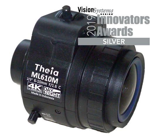 """ML610M 2/3"""" 4K Varifocal Lens"""