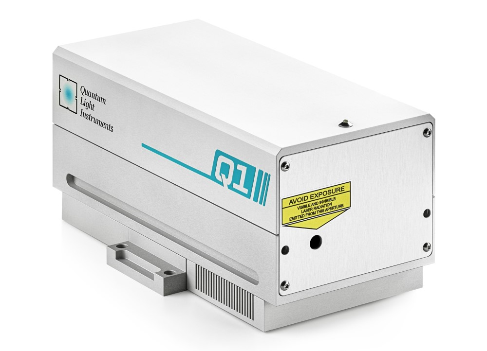 QLI - DPSS air-cooled Q-switched laser - Q1 series