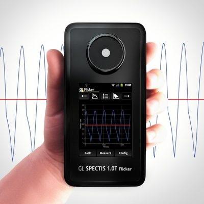 GL Spectis 1.0 Touch + Flicker