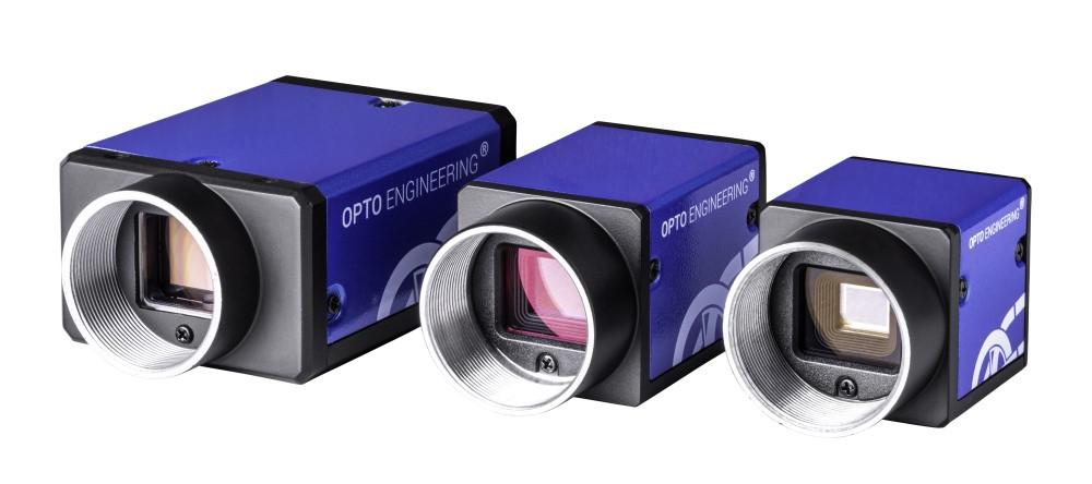 COE-G series - GenICam® PoE Cameras