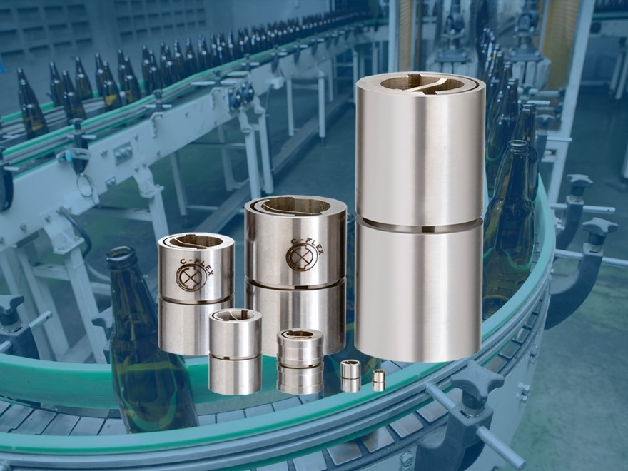 Pivot Bearings and Flexible Metal Products