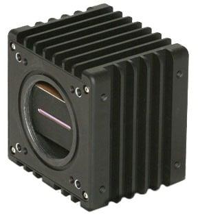 1024-LDH2 92 KHz InGaAs Linescan Camera
