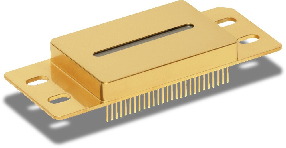 LC / LSC Series Extended Wavelength Linear Photodiode Arrays